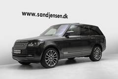 Land Rover Range Rover 4,4 SDV8 Autobiography aut. Van