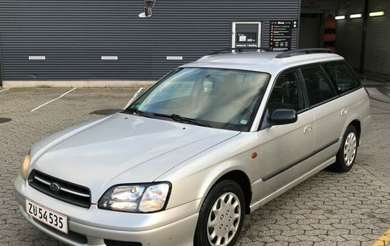 Subaru Legacy 2,0 Wagon AWD