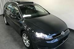 VW Golf VII 1,4 TSi 150 Highl. Vari. DSG BMT
