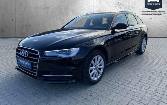 Audi A6 2,0 TDi 190 Limited Avant S-tr.