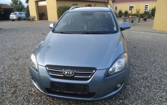 Kia Ceed 2,0 Person bil