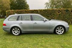 BMW 535d 3,0 Touring Steptr.