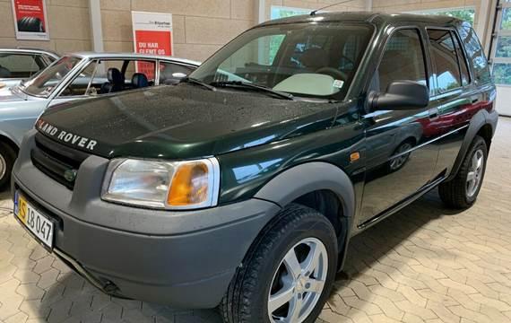 Land Rover Freelander 2,0 D Van