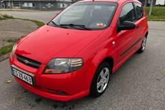 Chevrolet Kalos 1,4 16V SX