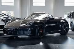 Porsche 911 Carrera 4S 3,0 Cabriolet PDK