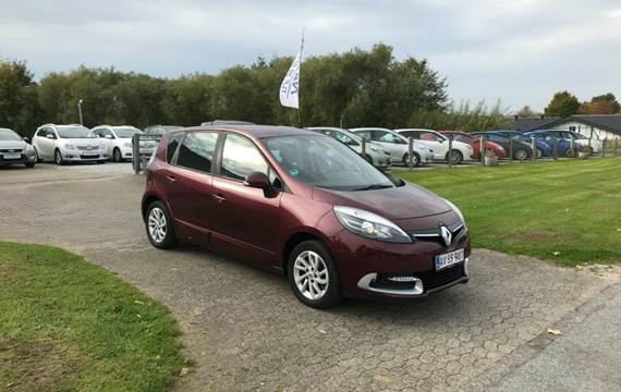 Renault Scenic III 1,5 dCi 95 Limited Edition