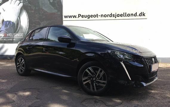 Peugeot 208 1,5 BlueHDi 100 Allure Comfort