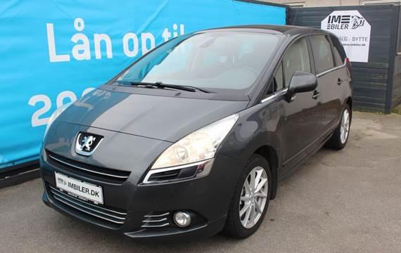 Peugeot 5008 1,6 HDi 109 Premium
