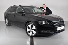 Skoda Superb 1,6 TDi 120 Ambition Combi DSG