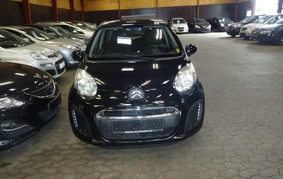 Citroën C1 Exclusive