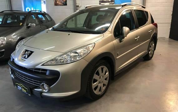Peugeot 207 1,6 Premium Outdoor SW