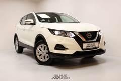 Nissan Qashqai 1,5 dCi 115 Visia