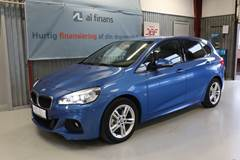 BMW 220d 2,0 Active Tourer M-Sport aut.