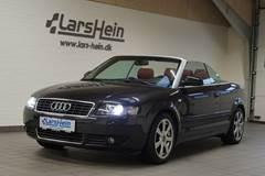 Audi A4 3,0 V6 Cabriolet