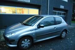 Peugeot 206 1,6 S16