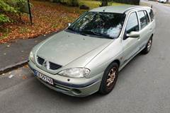 Renault Megane I 1,6 16V RXT stc.
