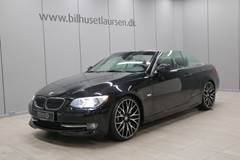 BMW 335i 3,0 Cabriolet Steptr.