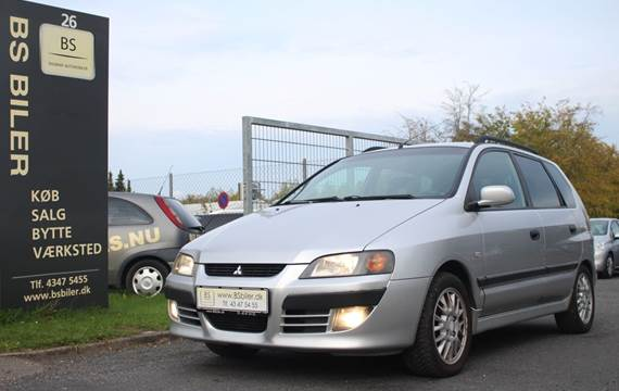 Mitsubishi Space Star 1,6 Sport