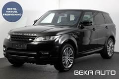 Land Rover Range Rover sport 3,0 SDV6 HSE Dynamic aut.
