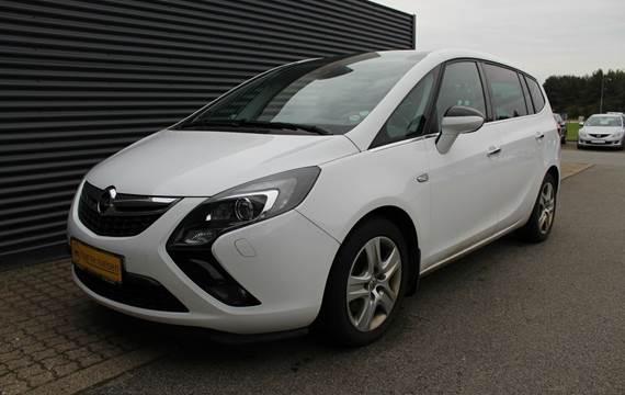 Opel Zafira 2,0 CDTi 195 Cosmo Flexivan