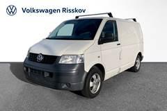 VW Transporter 2,5 TDi 130 Kassevogn Tiptr. kort
