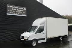 Mercedes Sprinter 2,1 319 CDI Chassis Lang