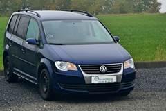 VW Touran 2,0 TDi 140 Trendline DSG 7prs