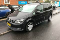 VW Touran 1,6 TDi 105 Match DSG BMT Van