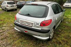 Peugeot 206 1,6 XR
