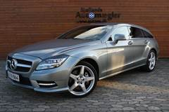 Mercedes CLS350 3,0 CDi aut. 4-M BE