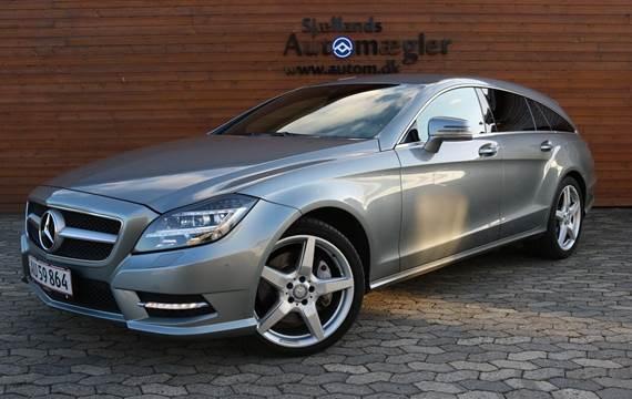 Mercedes CLS350 3,0 CDi aut. 4-M BE