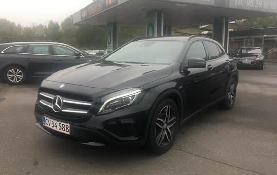 Mercedes GLA200 1,6