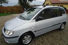 Hyundai Matrix 1,5 Person bil