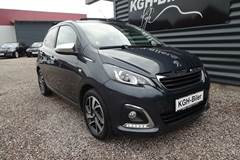 Peugeot 108 1,0 e-VTi 69 Allure TOP!