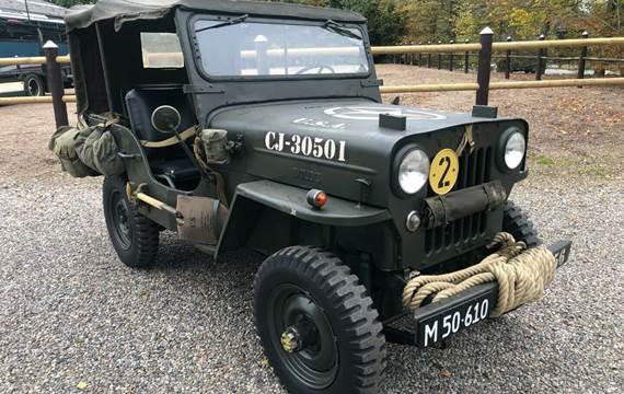 Willys Jeep 2,2 CJ3B 4x4