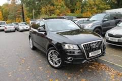 Audi Q5 3,0 TDi 240 S-line quattro S-tr.