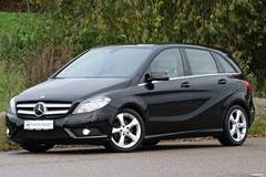 Mercedes B180 1,6 aut. BE