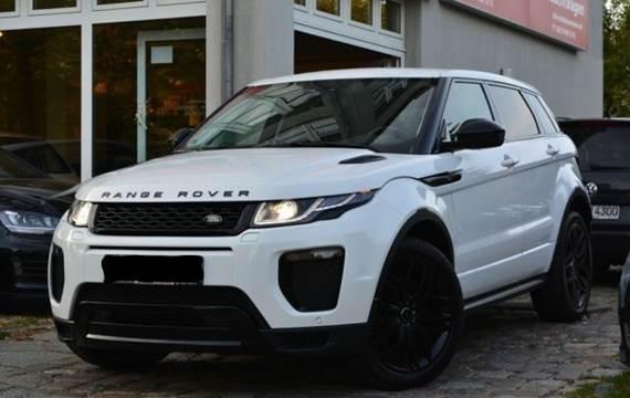 Land Rover Range Rover Evogue HSE Dynamic