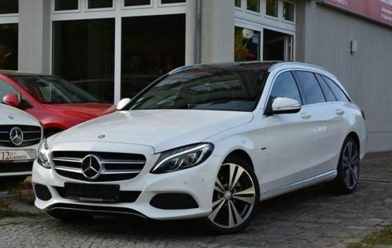 Mercedes C220 d Aut. BT Designo
