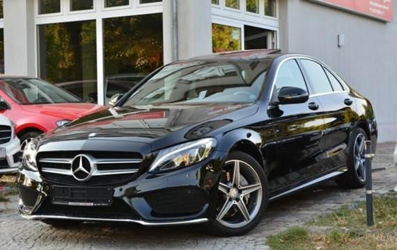 Mercedes C220 d Mercedes C220d AMG ILS