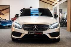 Mercedes C450 3,0 AMG Sport stc. aut. 4-M