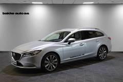 Mazda 6 2,2 Sky-D 150 Optimum stc.