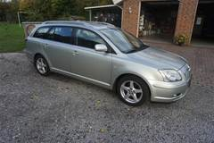 Toyota Avensis 2,0 Linea Sol  Stc