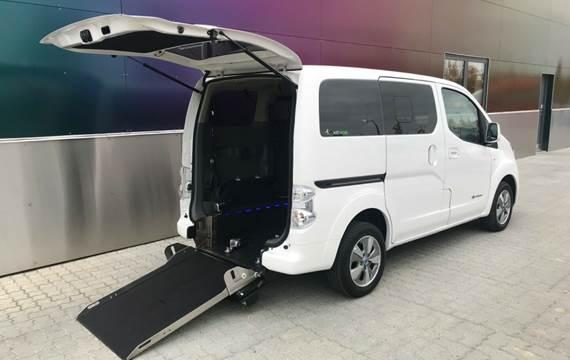 Nissan e-NV200 Evalia Premium 7prs