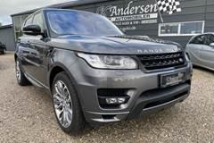 Land Rover Range Rover sport 3,0 Hybrid Autobiography aut.