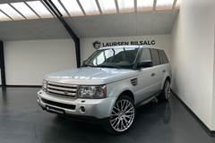 Land Rover Range Rover sport 4,2 S/C aut. Van