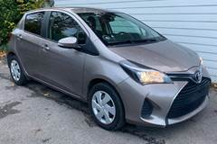 Toyota Yaris 1,3 VVT-i T2 Premium