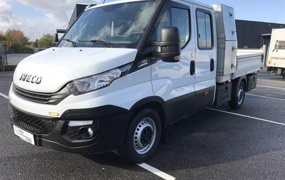 Iveco Daily 3,0 35S18 3750mm  D  Ladv./Chas. 8g Aut.