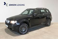 BMW X3 3,0 SD Steptr.