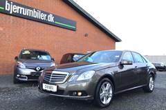 Mercedes E200 2,2 CDi aut. BE